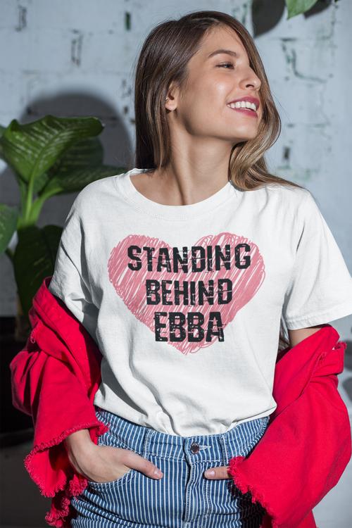 Ebba Busch, Ebba Busch Support T-Shirt