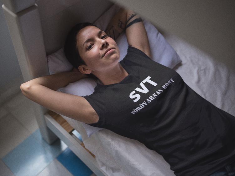 SVT Förövarnas Röst -Shirt  Dam