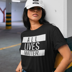 All Lives Matter T-Shirt Dam