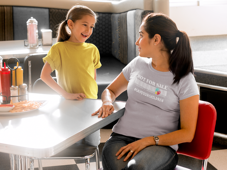 NFS-Save Our Children T-Shirt Dam