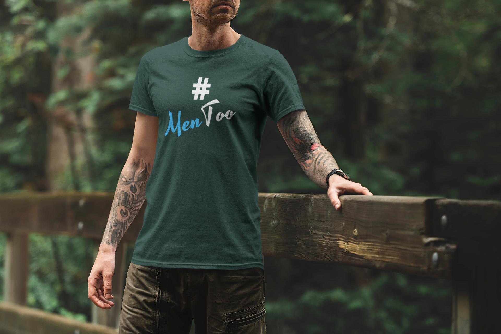 #MenToo  T-Shirt Herr