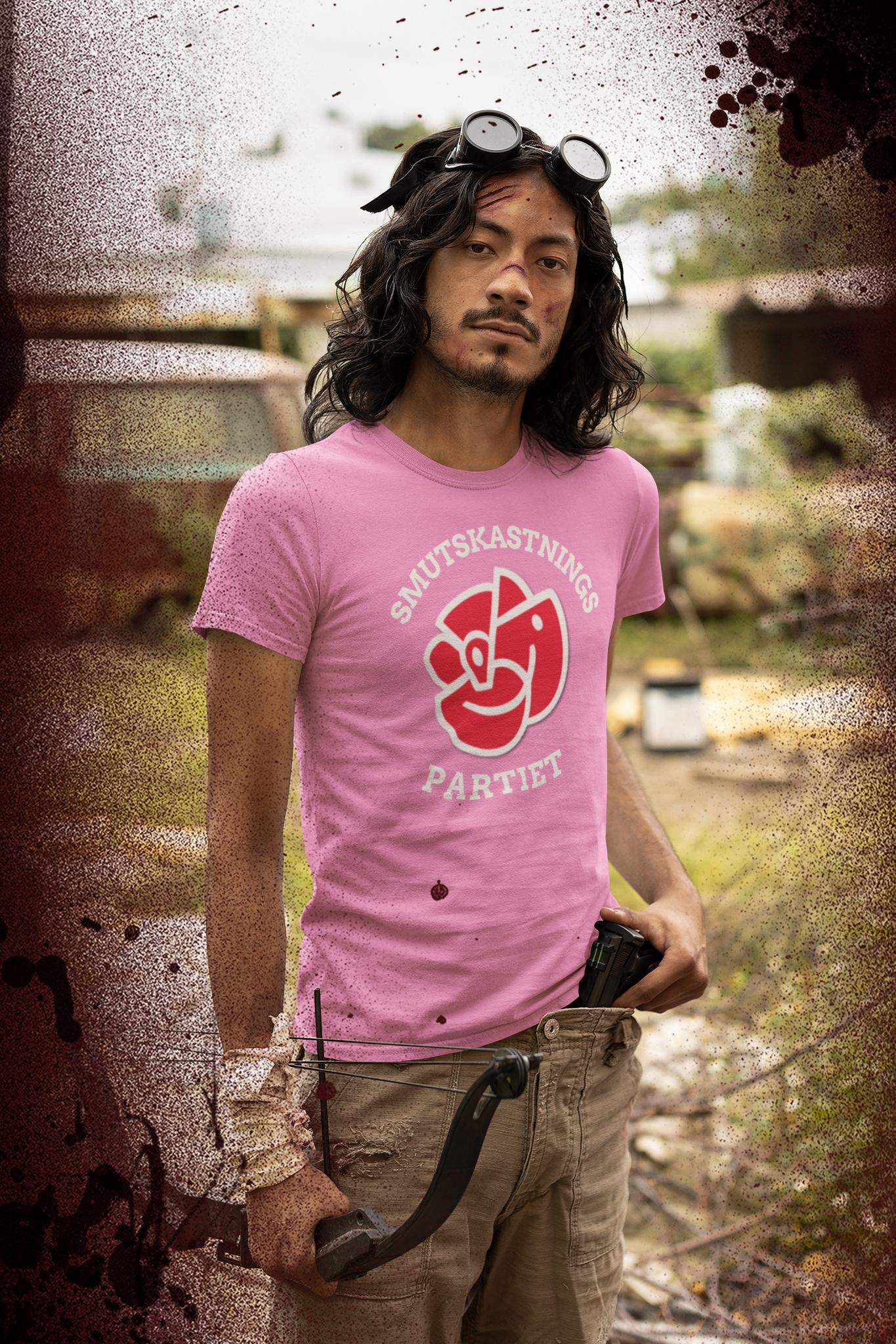 Smutskastningspartiet T-Shirt Herr