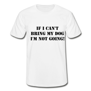 Tshirt Not Without My Dod-Vit Tshirt Herr