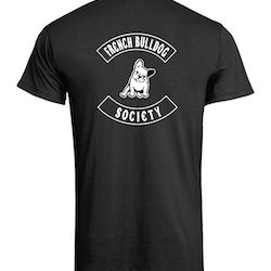 French Bulldog Society T-Shirt Herr