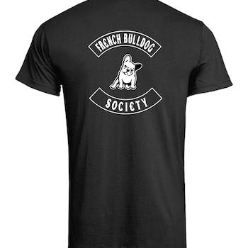 French Bulldog Society T-Shirt Herr