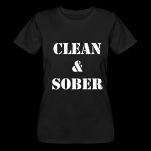 Clean & Sober Dam T-Shirt