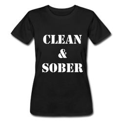 Clean & Sober Dam T-Shirt