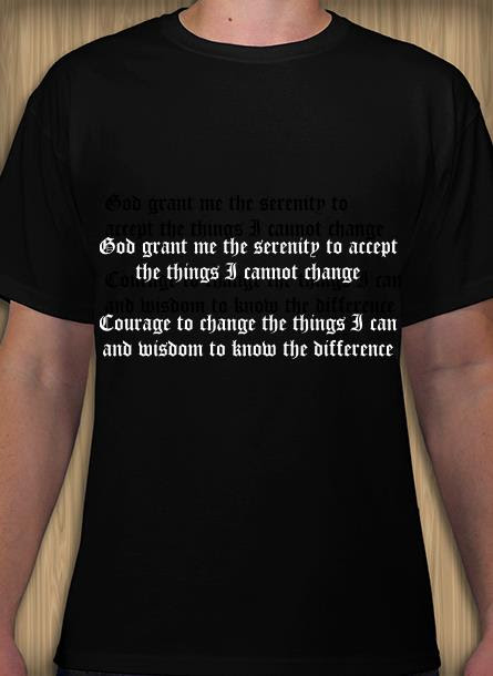 Serenity Herr T-Shirt