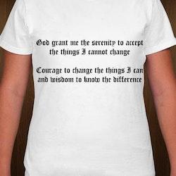 Serenity Dam T-Shirt