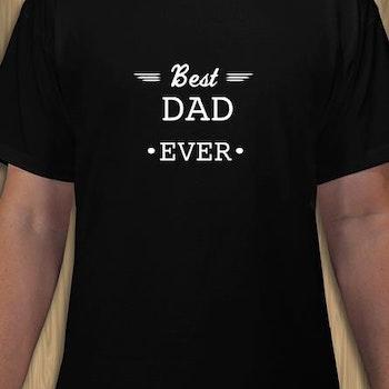 Best Daddy Ever T-Shirt Herr