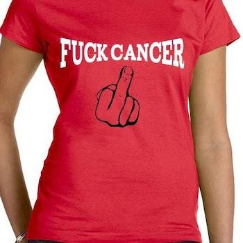 Fuck Cancer T-Shirt Dam