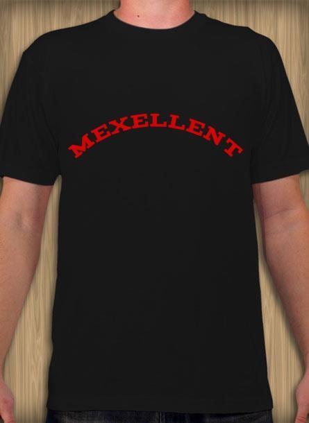 Tshirt Me Xellent-Svart Tshirt Herr