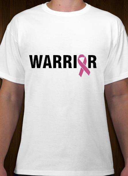 Tshirt Warrior-Vit Tshirt Herr