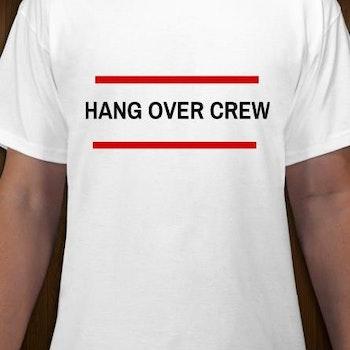 Hang Over Crew T-Shirt Herr