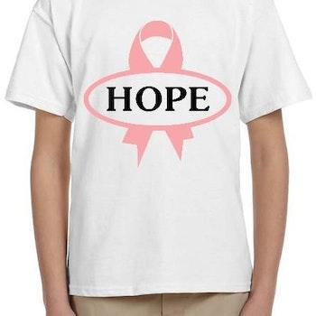 Hope T-Shirt Barn /Vit/
