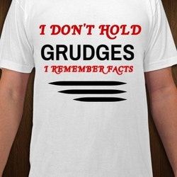 Grudges T-Shirt Herr