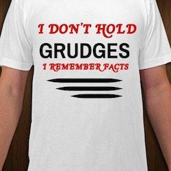 Grudges T-Shirt Herr