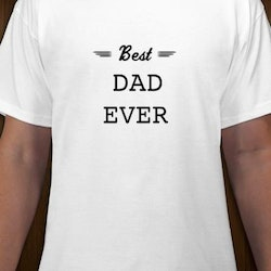 Best Daddy Ever T-Shirt Herr