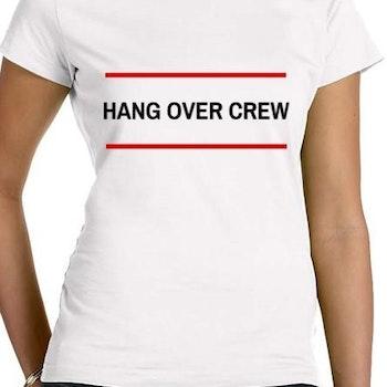 Hang Over Crew T-Shirt Dam