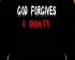 God Forgives I Don't Sweatshirt Unisex