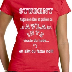 Student T-Shirt Dam