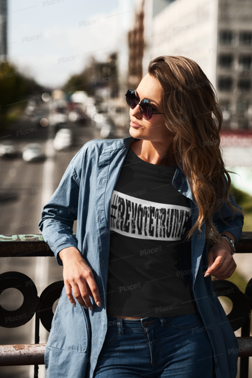 T-Shirt-RevoteTrump-Damtshirt2