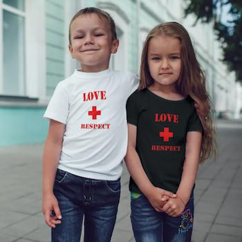 Love & Respect T-Shirt Barn
