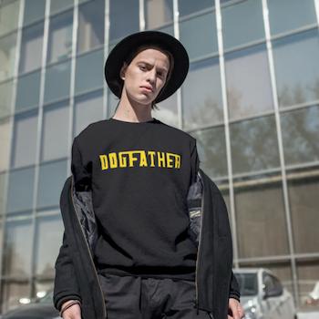Dogfather Sweatshirt Unisex