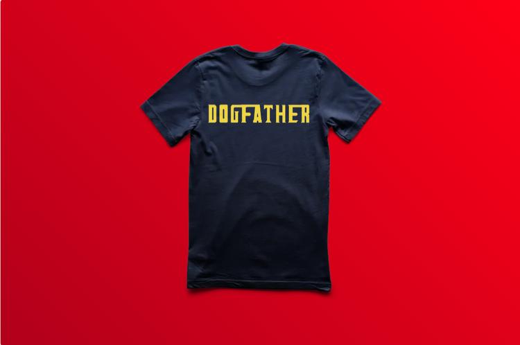 T-Shirt-Dogfather-Barn-Svart-Tshirt-Showcase