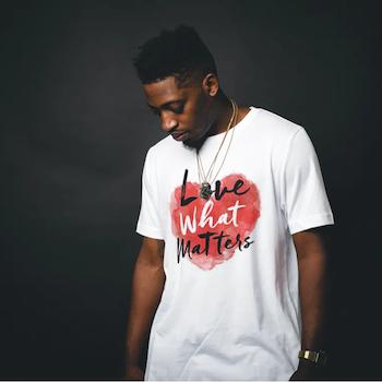 Love What Matters T-Shirt Herr