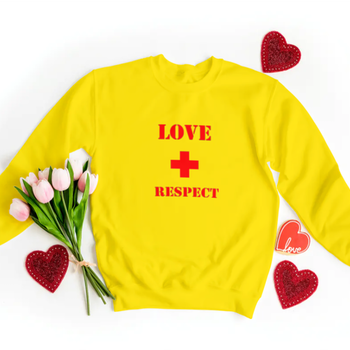 Love & Respect Sweatshirt Unisex