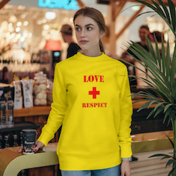 Love & Respect Sweatshirt Unisex