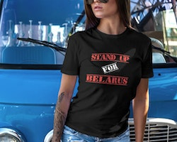 Stand Up For Belarus T-Shirt  Dam