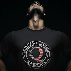 Q One All Go-Stars T-Shirt Herr