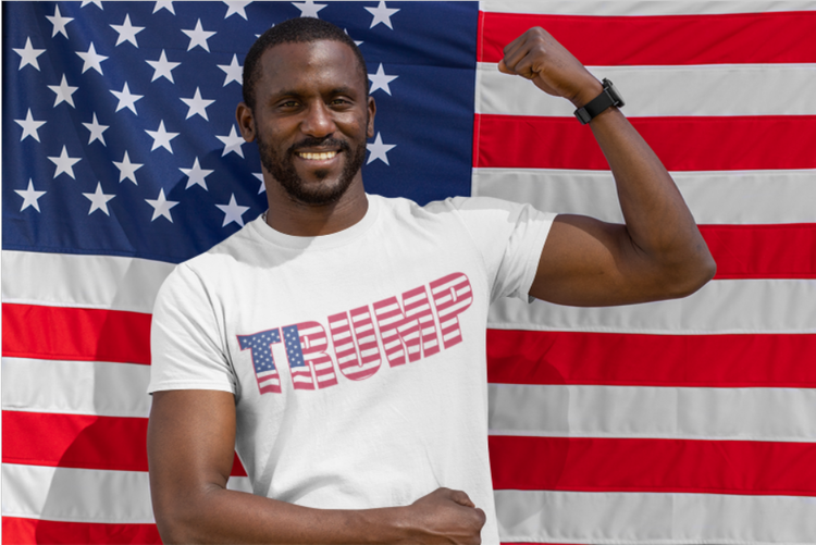 Trump Support T-Shirt Herr