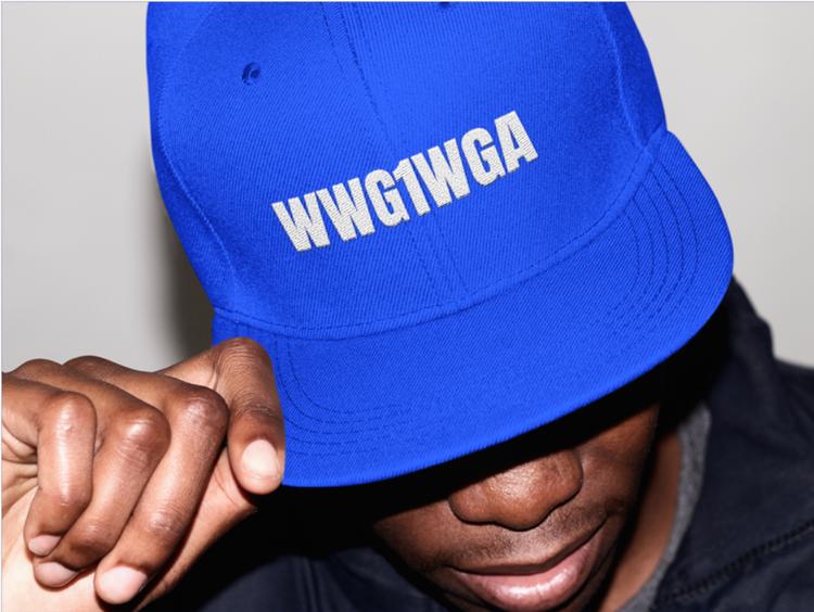 Q-WWG1WGA Keps-Blå