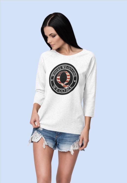Q One All Go Long Sleeve T-Shirt Dam