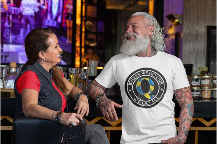 Q One All Go-SWE T-Shirt Herr