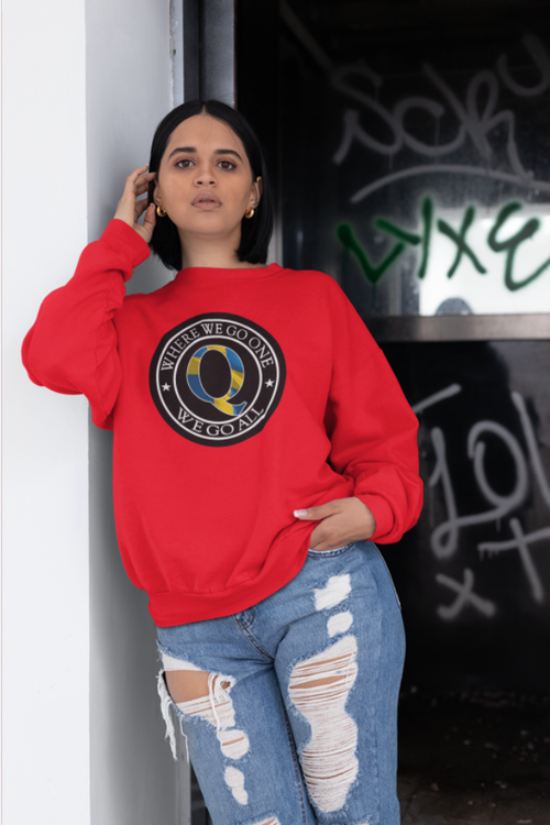 Q One All Go-SWE Sweatshirt Unisex