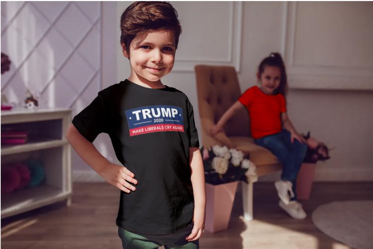 Trump  T-Shirt Barn