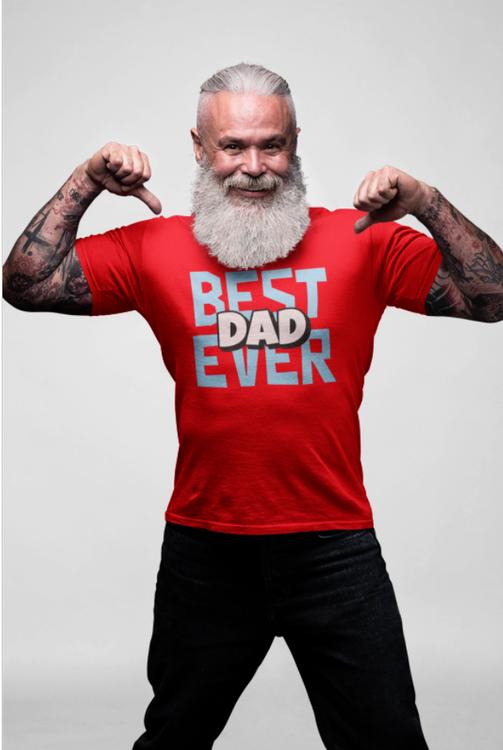 Best Dad T-Shirt Herr