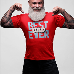 Best Dad T-Shirt Herr