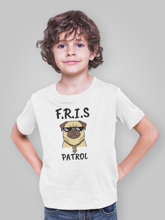 F.R.I.S Patrol  T-Shirt Barn