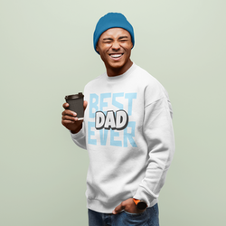 Best Dad Sweatshirt Unisex