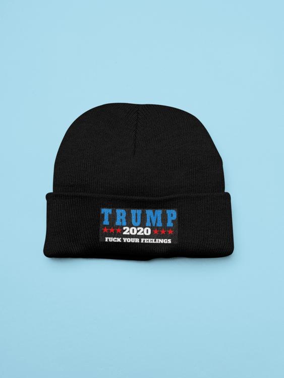 Trump 2020 Beanie One Size