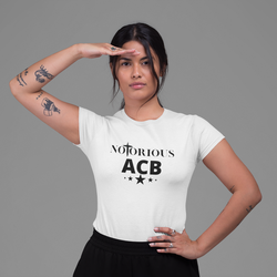 Notorious ACB T-Shirt Dam