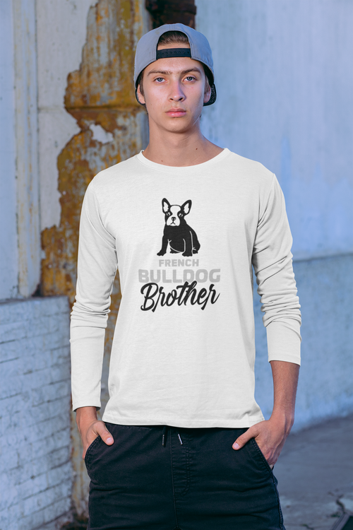 Fransk Bulldog Long Sleeve