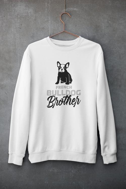 Fransk Bulldog Sweater