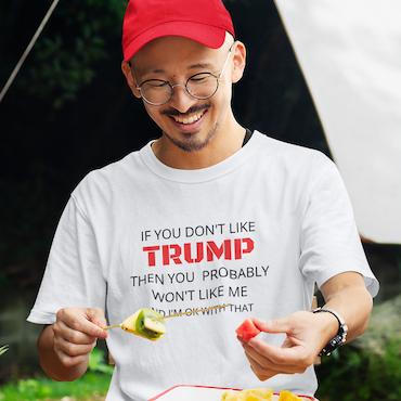 Don't like Trump? T-Shirt Herr