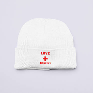 Love & Respect Beanie One Size
